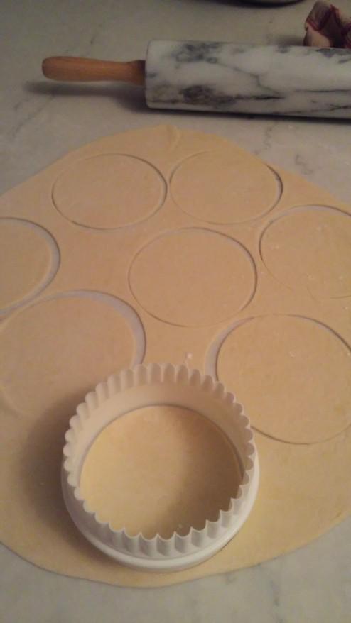 Circular Pastry Shells